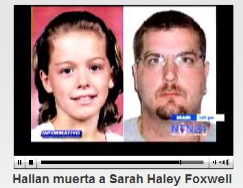 Sarah and Thomas Victim and predator