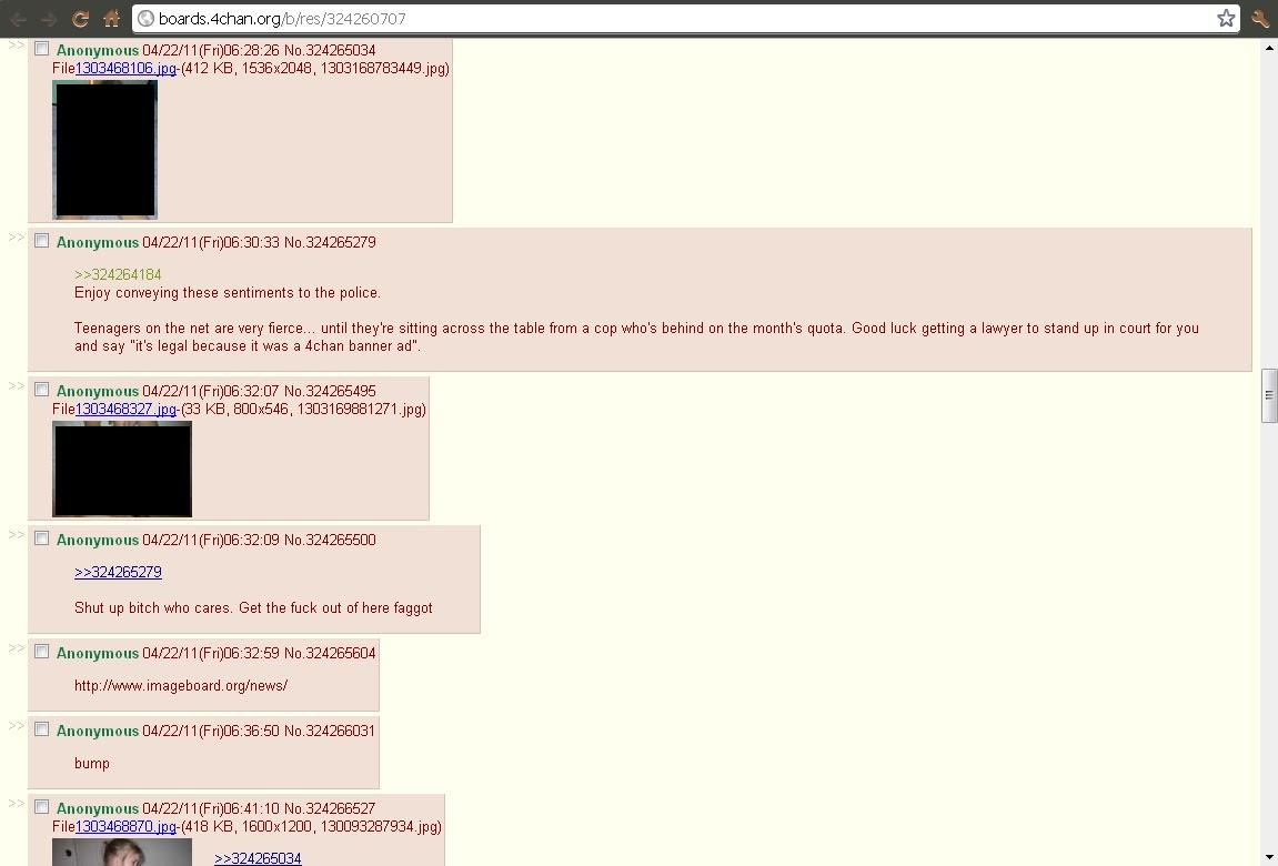 4chan b random