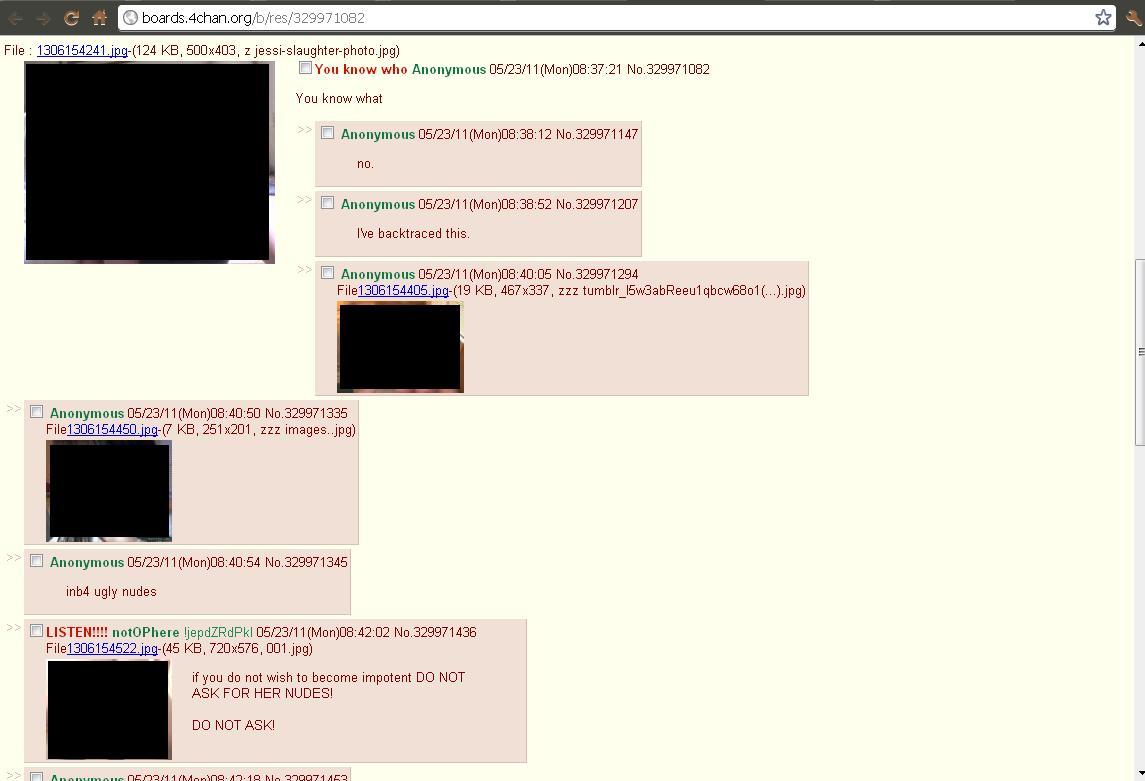 4chan org/b
